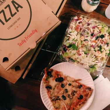 Favorite pizza place!